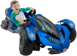 Power Wheels Drift Tilt Boomerang Vehicle