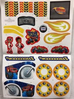 Power Wheels DTB78 Fisher Price Blaze Lil Quad Label Decal S