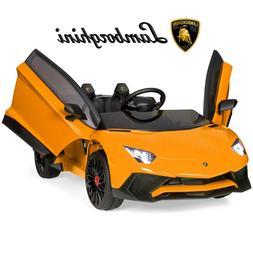 Power Wheels For Boys 12V Ride On Lamborghini Lambo Kids Bat