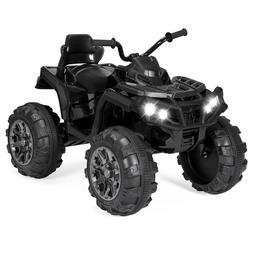 Power Wheels for Boys 4-Wheeler Electric Quads for Kids V12