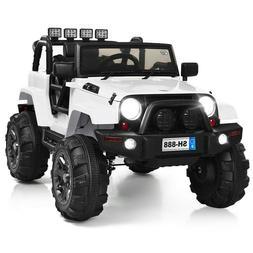 Power Wheels For Boys Girls Ride Ons Jeep Truck RC Rideon Ri