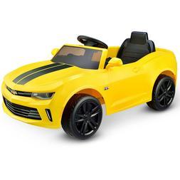 Power Wheels For Boys Motorized Cars Kids V6 Ride On Toys Ba