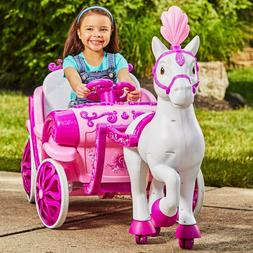 Power Wheels For Girls Riding Unicorn Toys Best Rated Ride O