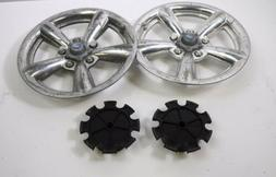 Power Wheels Ford Mustang 302 Boss Wheel Cover Hubcap Rim Pl