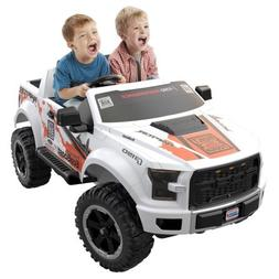 Power Wheels Ford F150 Raptor 12 volt battery powered ride o
