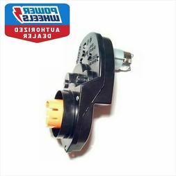 Power Wheels Gearbox and Motor for Escalade & Grave Digger -