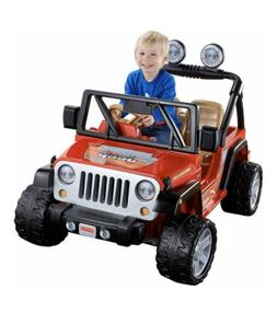 power wheels jeep wrangler ride