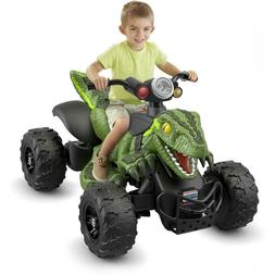 Power Wheels Jurassic World Dino Racer Kids Children Fun Out