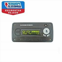Power Wheels K8285-9529 K8285 Ford F-150 Black Radio Sound B