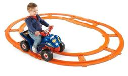 Power Wheels Hot Wheels Lil Quad with Track