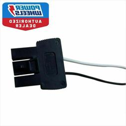Power Wheels Male 12v Battery Connector - Vehicle & Charger
