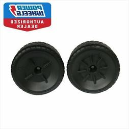 Power Wheels Mustang Wheel Tire Left & Right Side Genuine 2