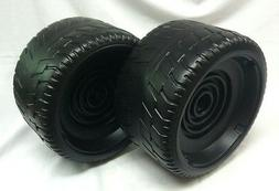 Power Wheels J5246 Barbie Escalade 2 Tires 1 Left & 1 Right