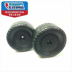 Power Wheels Ford Mustang, Both Front Tires, J4390-2279, J43