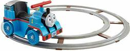NEW Power Wheels Thomas the Train Thomas Car with Track Ride