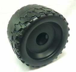 Power Wheels Y8638 Fisher Price Hot Wheels Jeep Wheel Black