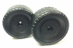 Power Wheels Y8812 Princess Mustang 2 Pack of Wheels 1 Left