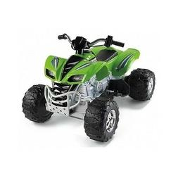 Power Wheels Quad Four Wheeler ATV Vehicle Powered Ride-On T