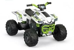 Power Wheels Racing Atv Ride-On Vehicle • Age 3 To 7