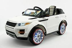 Range Rover Style Battery Powered 12V Kids Electric Ride-On