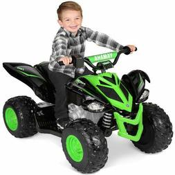 Yamaha Raptor 700R Kids Ride On 4 Wheel ATV 12 Volt Battery