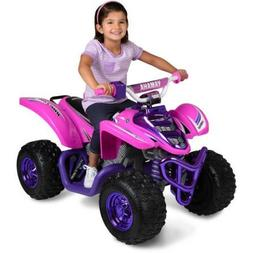 Brand New Yamaha Raptor ATV 12-Volt Battery-Powered Ride-On