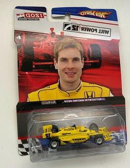 Rare Hot Wheels 1:64 IZOD IndyCar Series PENSKE  #12 Will Po
