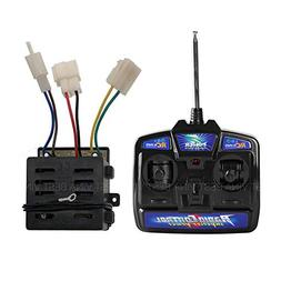 RC King 27mhz Universal Remote Control and 12V Receiver Kit