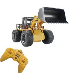 RC Truck Alloy Shovel Loader 6CH 4WD <font><b>Wheel</b></fon