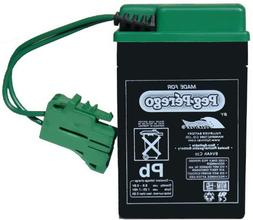 Peg Perego 6 Volt Replacement Battery for Peg Perego Vehicle