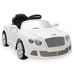 Costzon Kids Ride On Car, Bentley GTC 12V Kids RC Remote Con