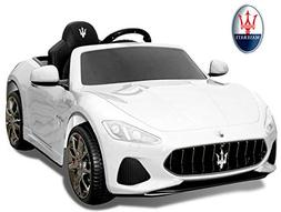 TAMCO Ride On Car for Kids, Maserati Roadster Electric Power