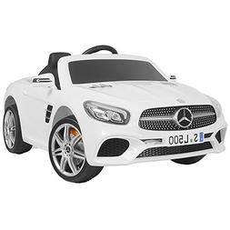 Uenjoy 12V Ride On Car One Seater Licensed Mercedes-Benz SL5