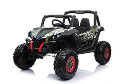 TAMCO Ride on Car Off Road Vehicle, UTV Electric Car for Kid