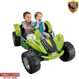 Ride On Electric Buggy Kids Dune Racer Power Wheels 12v Batt
