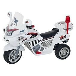 Ride on Toy, 3 Wheel Motorcycle Trike for Kids, Battery Powe
