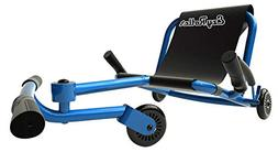 EzyRoller Ride On Toy - New Twist On A Classic Scooter - Blu
