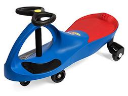 The Original PlasmaCar by PlaSmart – Blue – Ride On Toy,