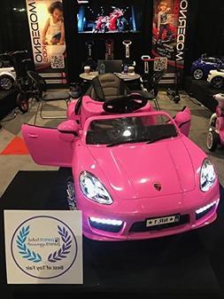 Ride on Toy Car Power Electric 12v, 2 motors , 2018 INTERNAT