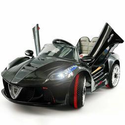 Moderno Kids Ride on Toy Car for Children MP3 12V Battery Po