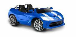 Ride On Toys Kid Trax Dodge Viper SRT Electric Car Kids Chil