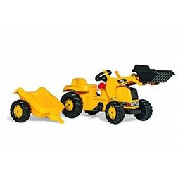 rolly toys CAT Construction Pedal Tractor: Front Loader Trac