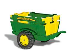 rolly toys John Deere Farm Trailer with Detachable Sides for