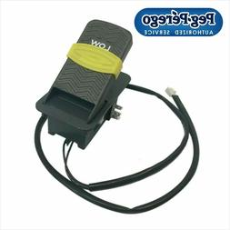 Peg Perego SAGI8962NGL Foot Pedal Assembly Accelerator 24V P