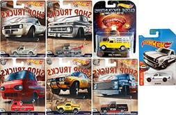 Shop Hot Wheels Trucks Volkswagen Caddy Service Vehicle / Co