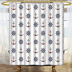 shower curtains mildew resistant maritime