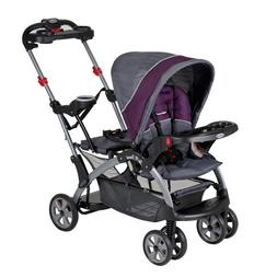 BABY TREND SIT N STAND ULTRA STROLLER PRAM Baby Toddler Yout