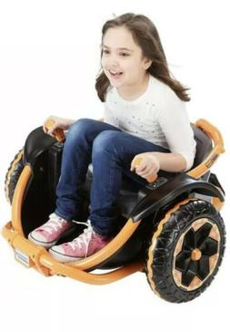 Power Wheels Spinning Wild Thing 12 Volt Battery Ride On Veh