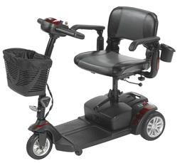 Drive Medical Spitfire EX2 3 Wheel Electric Power Mobility S