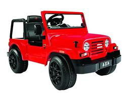 Rollplay 6 Volt 4x4 SUV Ride On Toy, Battery-Powered Kid's R